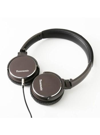 Накладные наушники Fanmusic H6