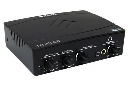 Глобальная проблема в элементарном или драйвера для звуковой карты E-MU 0204 USB на Windows 10